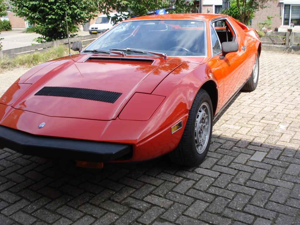Maserati Merak SS matchingnumbers 1979   Inventory ...